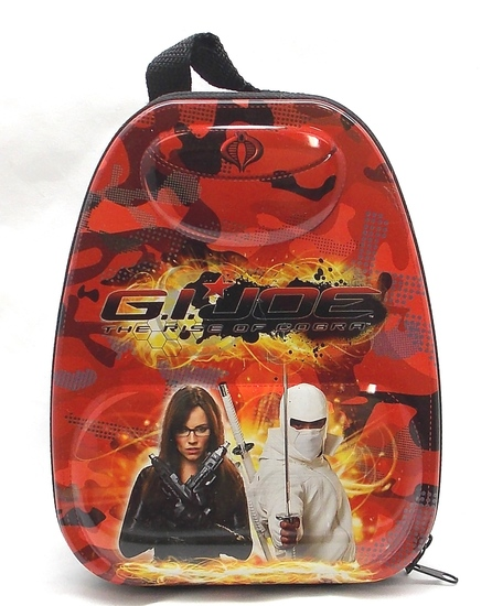 G.I. Joe Mini Backpack Lunchbox