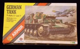 A.H.M. Armor Kits -  1/72 Scale Panzerkampfwagen II ausf. F