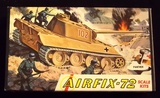 Airfix - 72 1/72 Scale German Panther Tank