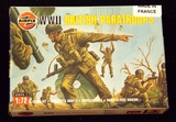 Airfix - 1/72 Scale WWII British Paratroops Figure Set