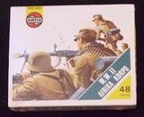 Airfix - HO/OO Scale WWII Afrika Korps Model Figures