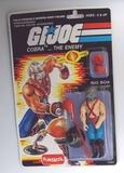 G.I. Joe Big Boa Funskool International Heroes Indian Import Carded Figure