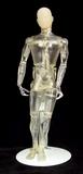 2004 Clear 40th Anniversary Clear GI Joe 1/6 Scale Figure