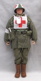 2004 WWII 10th Mountain Division Medic Convention Figure