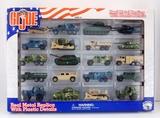 G.I. Joe Die Cast Metal Military Vehicle Real Metal Miniature Replicas