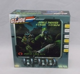 Flaming M.O.T.H.  Jungle Theater G.I. Joe Collector's Club Display Box