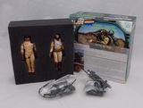 Desert Theater G.I. Joe Collector's Club Flaming M.O.T.H. 2 Figure Set