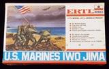 ERTL ESCI - 1/72 Scale U.S. Marines Iwo Jima