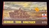 ESCI 1/72 Scale German Tank KingTiger