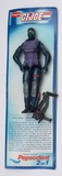G.I. Joe Undertow Funskool Pepsodent Import Carded Figure