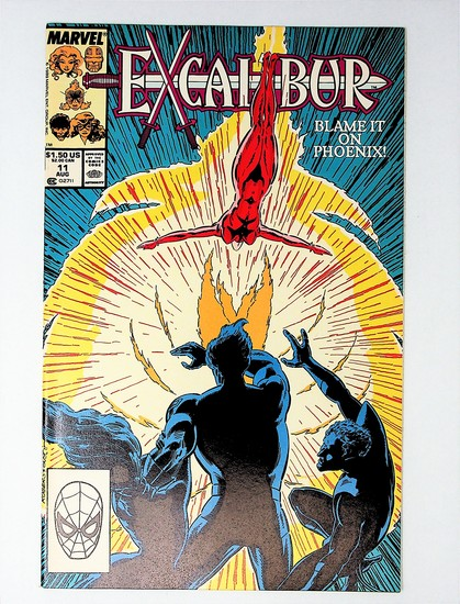 Excalibur, Vol. 1 # 11