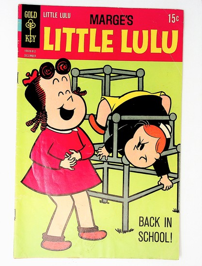 Marge's Little Lulu (Western Publishing Co.) # 190