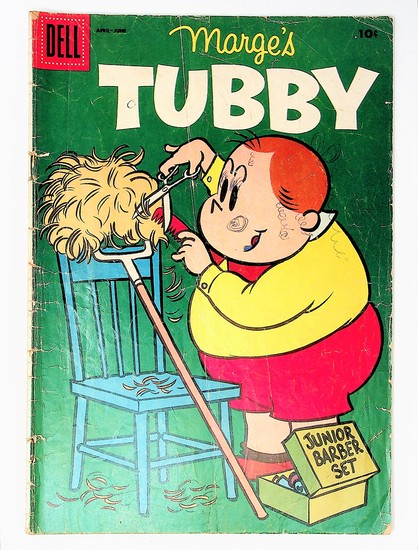 Marge's Tubby # 16