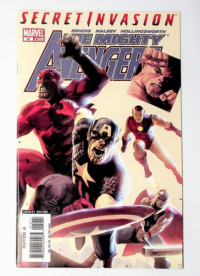 Mighty Avengers, Vol. 1 # 12