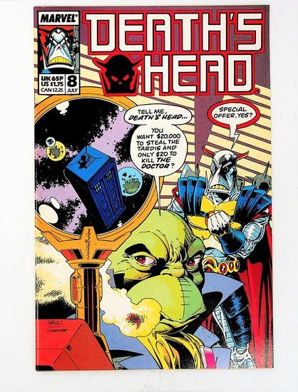 Death's Head # 8