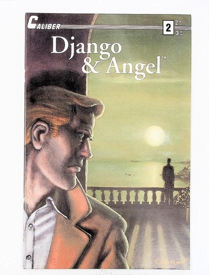 Django & Angel # 2