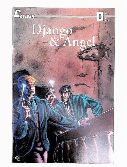 Django & Angel # 5