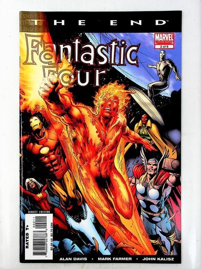 Fantastic Four: The End # 2