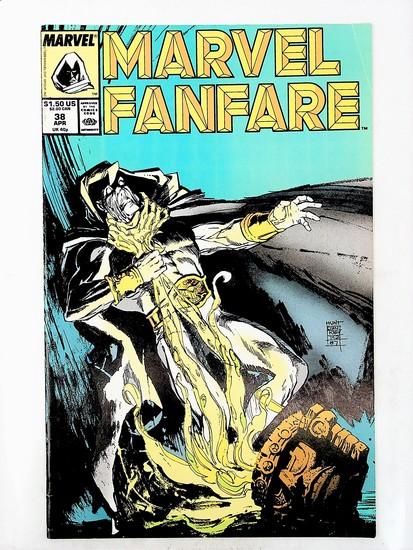 Marvel Fanfare, Vol. 1 # 38