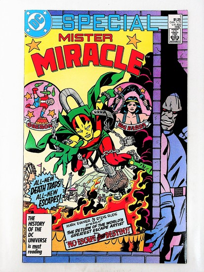 Mister Miracle Special # 1