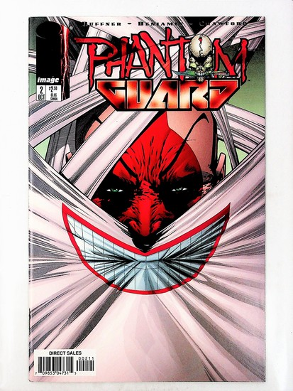 Phantom Guard # 2