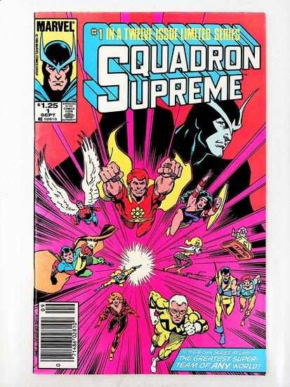 Squadron Supreme, Vol. 1 # 1
