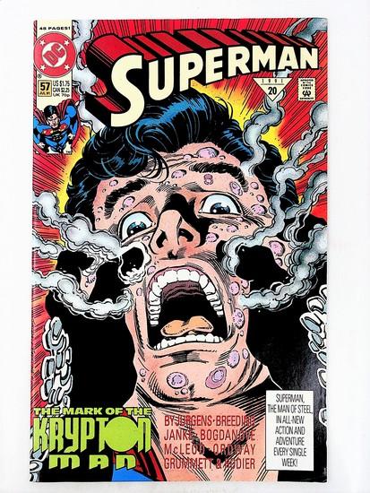 Superman, Vol. 2 # 57