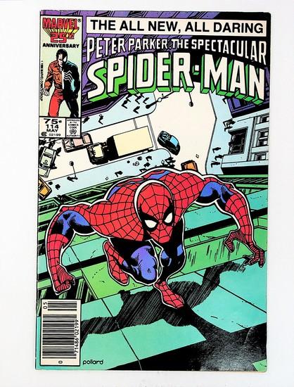 The Spectacular Spider-Man, Vol. 1 # 114