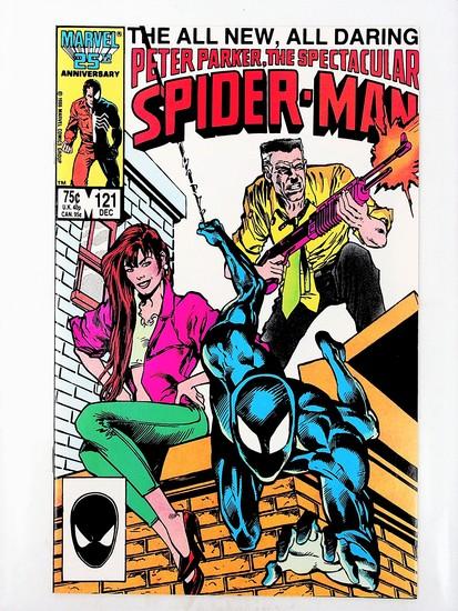 The Spectacular Spider-Man, Vol. 1 # 121
