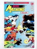 Justice Machine featuring the Elementals # 2
