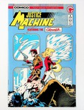 Justice Machine featuring the Elementals # 4