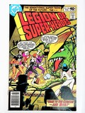 Legion of Super-Heroes, Vol. 2 # 260