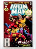 Marvel Action Hour featuring Iron Man # 7