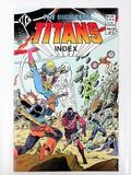 Official Teen Titans Index # 5