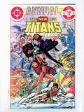 The New Teen Titans, Vol. 1 Annual # 1