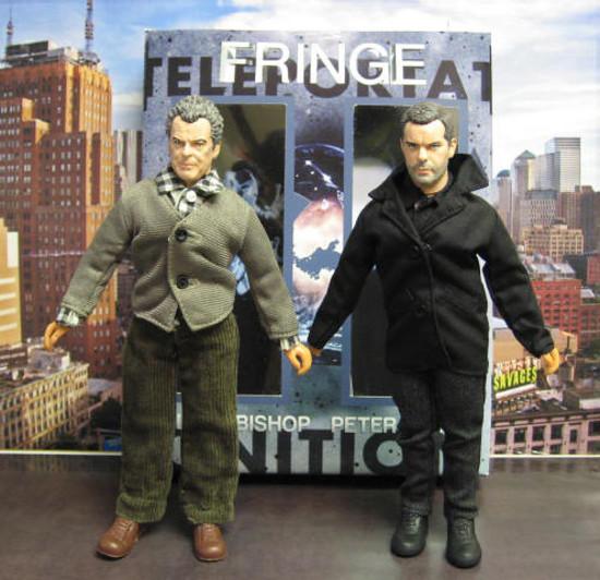 Fringe - Imagine the Impossibilities - Custom Figure 2 Pack by Gimjohn