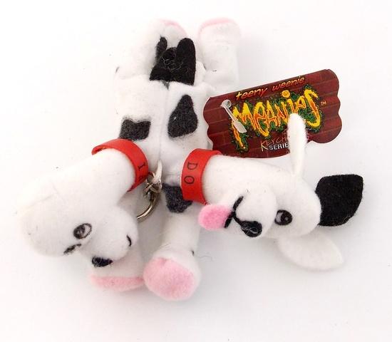 Meanie Beanies Fi-Do The Dalmutation Keychain