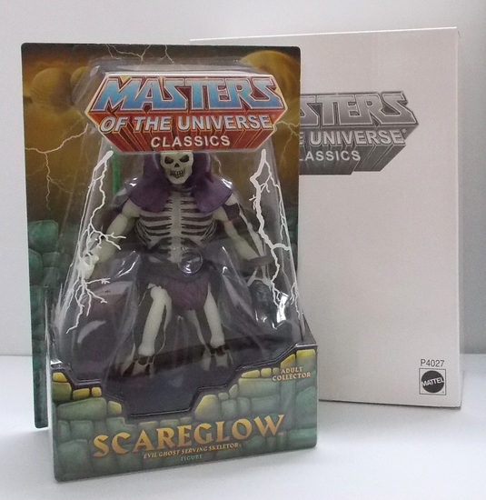 Scareglow Masters of the Universe Classics He Man Action Figure