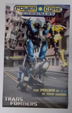 Power Core Combiners Convention Promo Poster