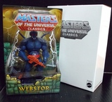 He Man Masters of the Universe Classics Webstor Figure