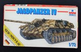 ESCI ERTL - 1/72 Scale German Jagdpanzer IV Tank Military Vehicle