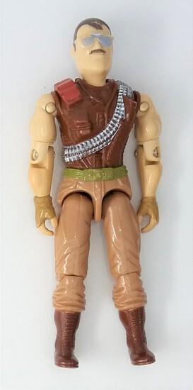 Sgt Slaughter G.I. Joe Vintage Action Figure