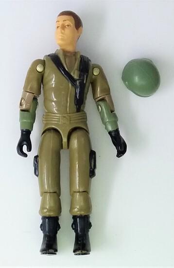 Steeler G.I. Joe Vintage Action Figure