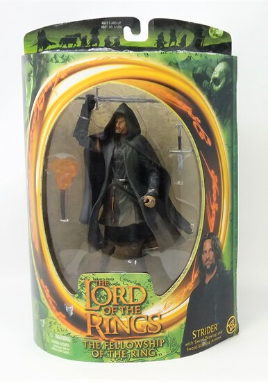 Strider Boxed Lord of the Rings Action Figure Toy