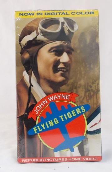 G.I Joe 2000 Convention John Wayne Colorized Flying Tigers Colorized