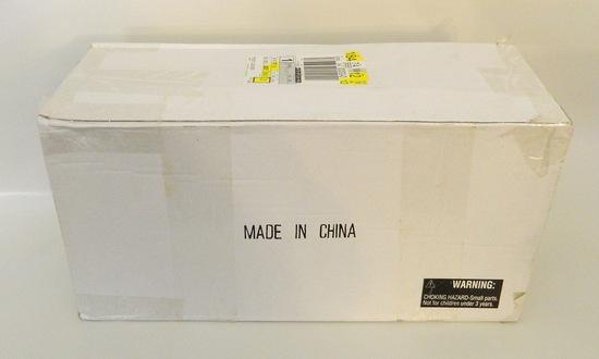G.I. Joe Footlocker 1/6 Scale Carry Case/Accessory Piece in Original Mailer Box