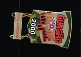 JoeCon 2000 Cloisonne Enameled GI Joe Convention Pin