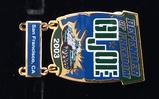JoeCon 2003 Cloisonne Enameled GI Joe Convention Pin