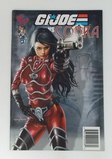 GI Joe Joecon 2009 Crimson Guard Exclusive Diamond Edition Comic Book
