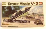 Eidai -German Missile V-2 Rocket Model Kit